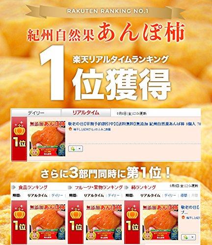 ふみこ農園『紀州あんぽ柿』