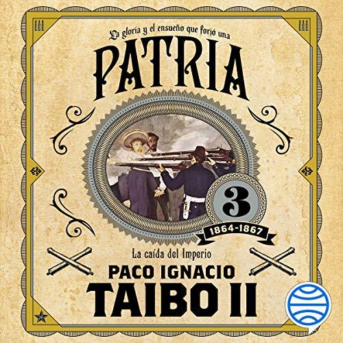 Patria 3 cover art
