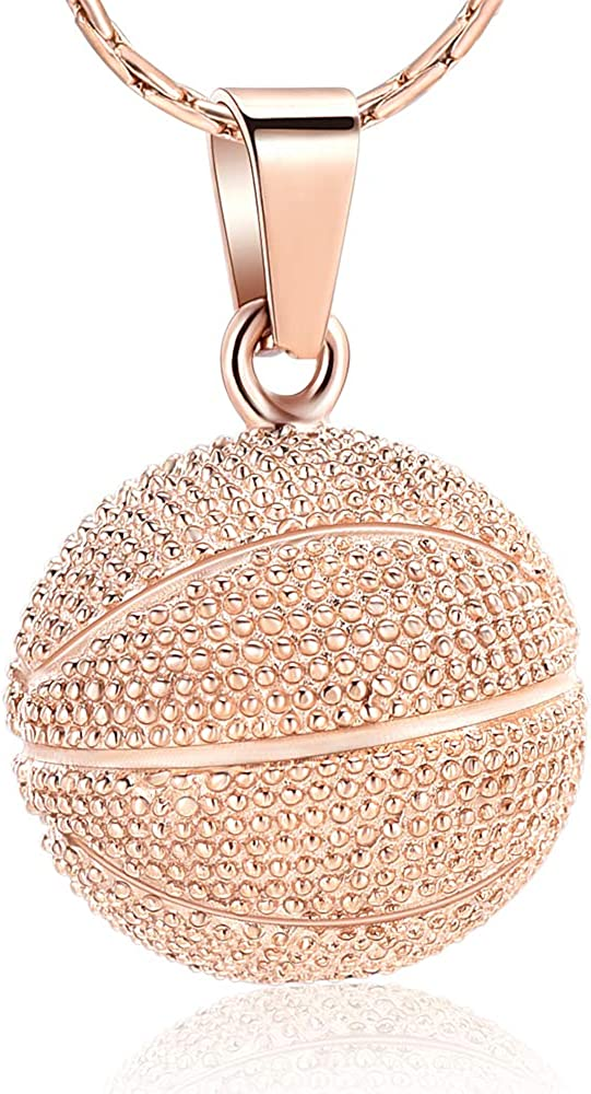 constantlife Luxury goods Cremation Jewelry for Basketball - Ashes Stainless New Shipping Free Shipping