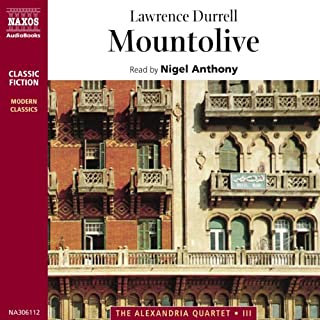 Mountolive audiobook cover art