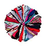 Morvia Variety Panties for Women Pack Sexy Thong Hipster Briefs G-String Tangas Assorted Multi Colored Underwear (10 Pcs, XL)