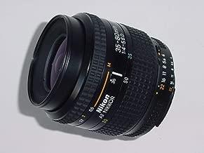 Nikon 35-80mm f4-5.6 D AF Nikkor lens