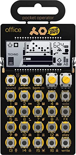 2021 Teenage new arrival Engineering PO-24 Pocket Operator new arrival Office Noise Sequencer sale
