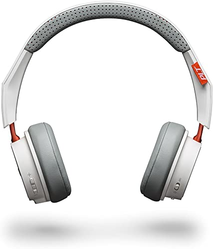discount Plantronics BackBeat 500 Wireless Bluetooth Headphones - discount Lightweight Memory Foam Headband and Earcups - Compatible with iPhone, iPad, Android, and Other Smart popular Devices - White outlet online sale