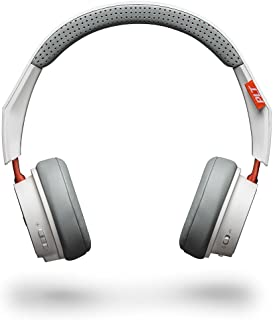 Plantronics BackBeat 500 Wireless Bluetooth Headphones - Lightweight Memory Foam Headband and Earcups - Compatible with iP...