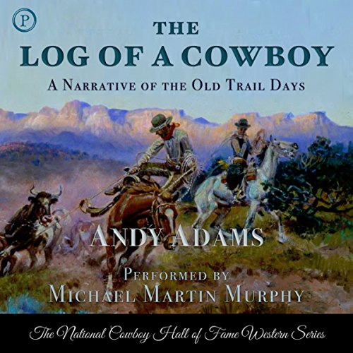The Log of a Cowboy cover art