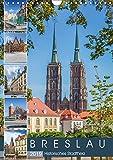 BRESLAU Historisches Stadtherz (Wandkalender 2019 DIN A4 hoch): Idyllische Impressionen und Historie (Monatskalender, 14 Seiten ) (CALVENDO Orte) - Melanie Viola