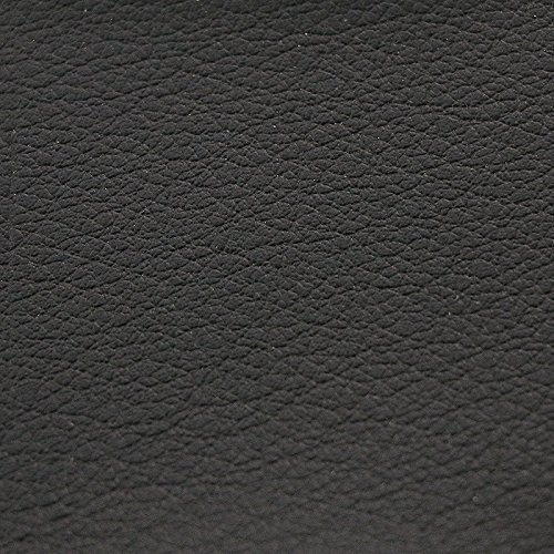 animal-design Kunst-Leder Restposten - 140 cm breit - Farbe weiß, mittel-grau, dunkel-grau, schwarz, braun, Farbe:dunkelgrau