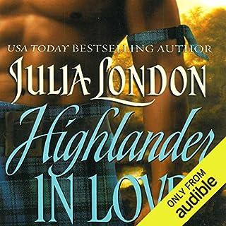 Highlander in Love audiobook cover art