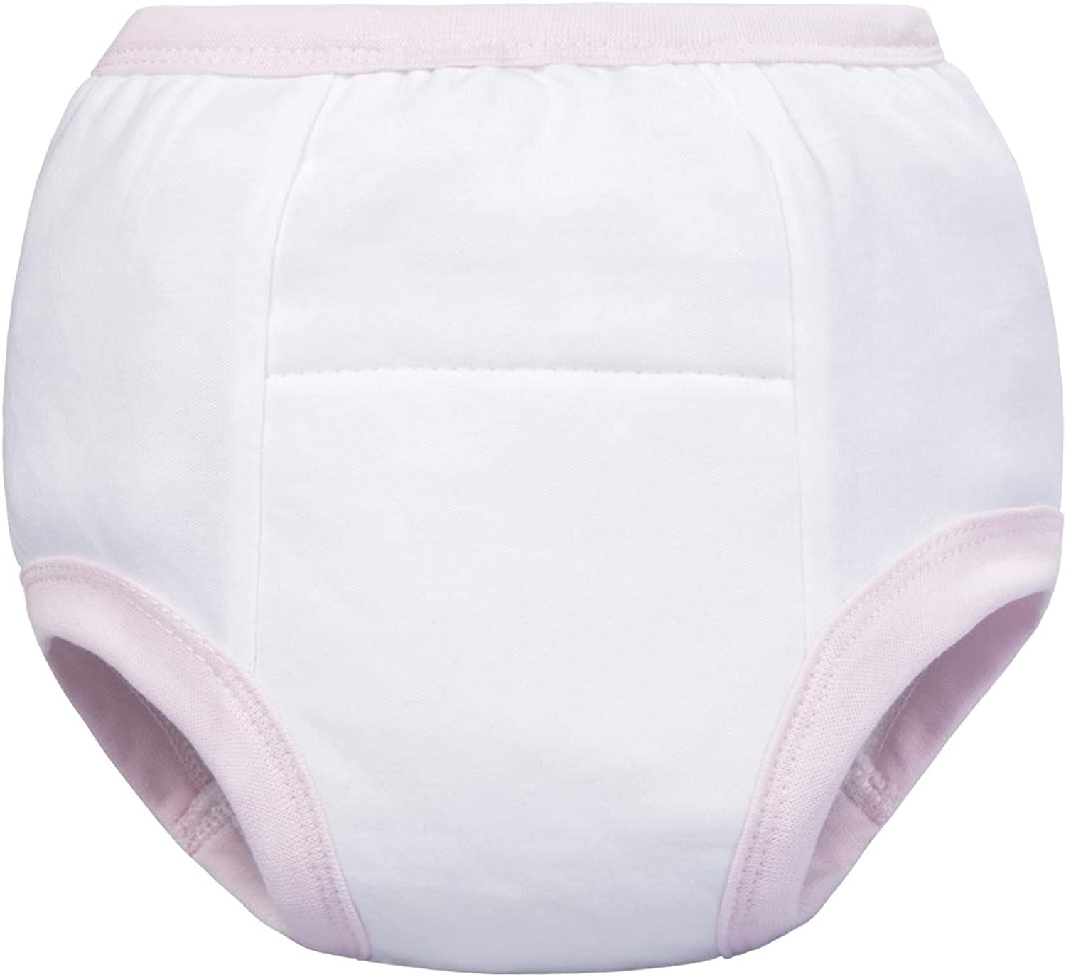 Yinson 6-Pack Layered Cotton Training Pants Potty Underwear for Toddler Boys 12M-4T
