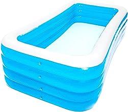 Tiop Piscinas hinchables, bañeras hinchables, protectores de ducha gruesos, piscinas hinchables