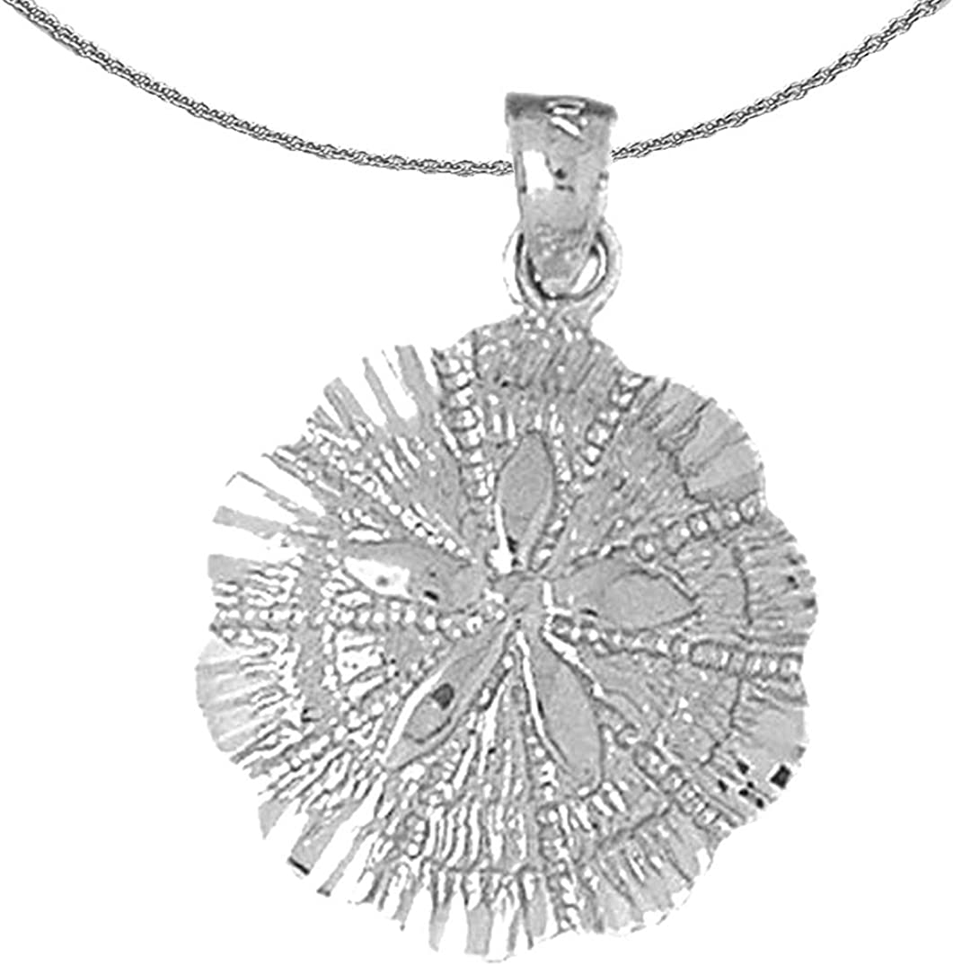 Jewels At the price 2021 new Obsession Silver Sand 92 Dollar Rhodium-plated Necklace