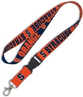 WinCraft NCAA Syracuse University 62496025 Lanyard with Detachable Buckle, 1 Inch