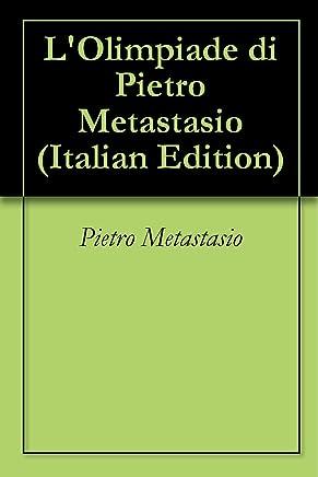 LOlimpiade di Pietro Metastasio