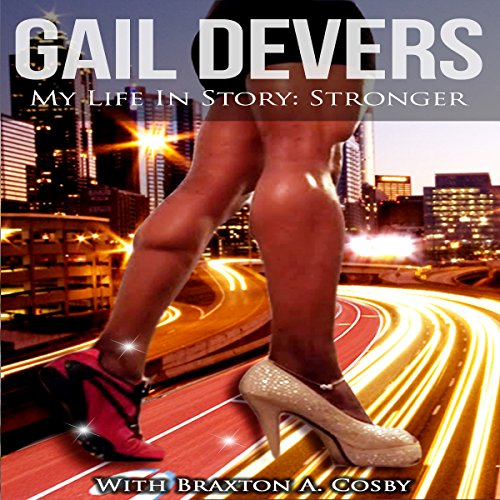 My Life In Story: Stronger audiobook cover art