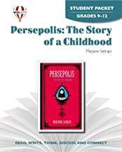 Persepolis: The Story Of Childhood - Student Packet by Novel Units
