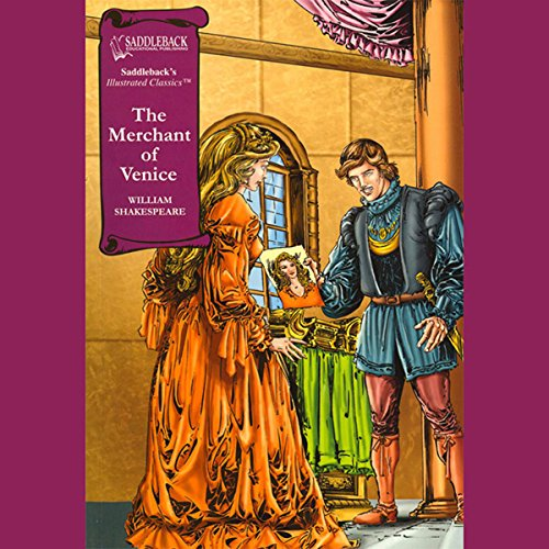 The Merchant of Venice                   By:                                                                                                                                 William Shakespeare                               Narrated by:                                                                                                                                 Saddleback Educational Publishing                      Length: 42 mins     2 ratings     Overall 1.0