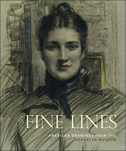 Price comparison product image Fine Lines: American Drawings from the Brooklyn Museum