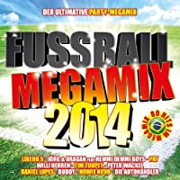 Fussball Megamix 2014