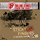 Sticky Fingers Live at the Fonda Theatre 2015 von The Rolling Stones
