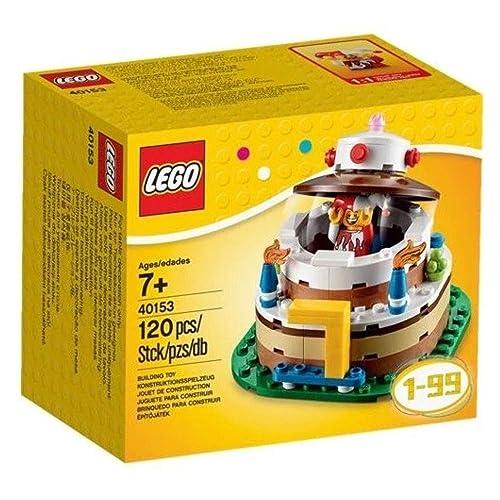 Brilliant Lego Cake Topper Amazon Com Funny Birthday Cards Online Elaedamsfinfo