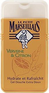 Gel de Ducha con limón y Verbena de Le Petit Mars illais Verveine & Citron 250
