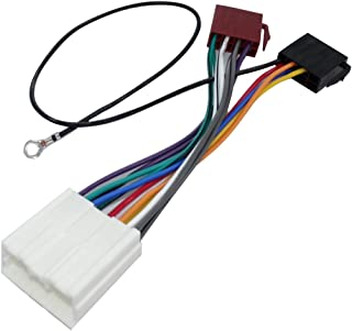 Aerzetix ISO converter//adaptor//Cable Radio Adapter Cable Male ISO Lead Connecting Cable for Sony CDX 1000/CDX 7100/DAB500U CDX CDX GT270/GT470UM CDX GT472UM CDX GT474UM Mex//Mex BT3100U-BT4100U WX GT90BT