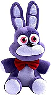 Five Nights At Freddy's Bonnie Plush Doll Toy, 10 Inch