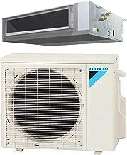 Daikin FDMQ18RVJU/RX18RMVJU9 18000 BTU 1.5 Ton Concealed Ducted Ceiling Single Zone Mini Split with Heat Pump System