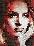 Posters-Galore UMA Thurman Pulp Fiction Kill Bill Art Print