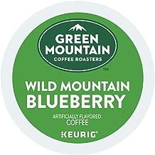 Green Mountain Coffee Roasters Fair Trade Wild Mountain Blueberry Coffee K-Cups, 24/box