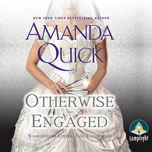 Otherwise Engaged audiobook cover art