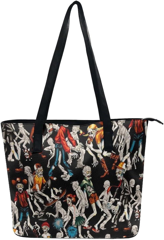 Beach Tote Bags Satchel Shoulder Bag For Women Lady Fashion Bucket Bag