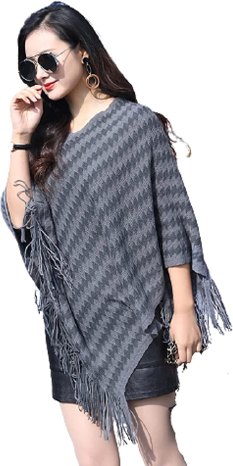 xinghaikuajing Scarf Shipping included Autumn Dress New Loose-F Cape Shawl Women's Our shop OFFers the best service