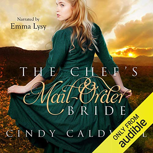 The Chef's Mail Order Bride audiobook cover art