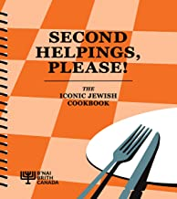 Second Helpings, Please!: The Iconic Jewish Cookbook