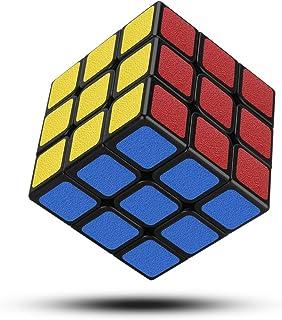 Jooheli Zauberwürfel, Speed Cube 3×3 Magic Cube 3D Magischer Würfel Spielzeug fit..