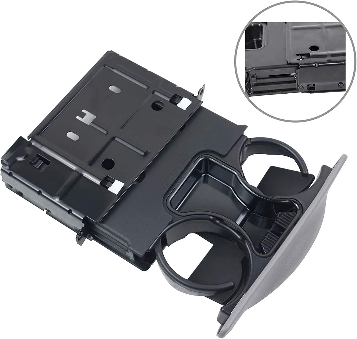 YC3Z2513560CAD Graphite Gray Dashboard Cup Ford Holder Fits discount Max 67% OFF for