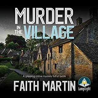 Murder in the Village cover art