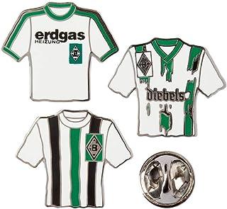 Borussia Mönchengladbach VFL Pin-Set Retrotrikot