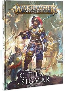 Games Workshop WARHAMMER AGE OF SIGMAR BATTLETOME: Cities of Sigmar