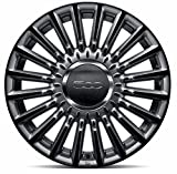 Fiat 500 16' Leichtmetallfelgen/Alufelgen / Satz Felgen Bicolor