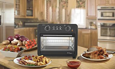 Healthy choice 23L Air Fryer Mini Benchtop Convection Oven Low Fat Multi-Functional, Oven Toaster Grill Baking,