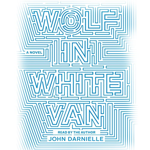 Wolf in White Van audiobook cover art