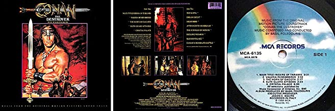 Conan The Destroyer - Music From The Original Motion Picture Soundtrack