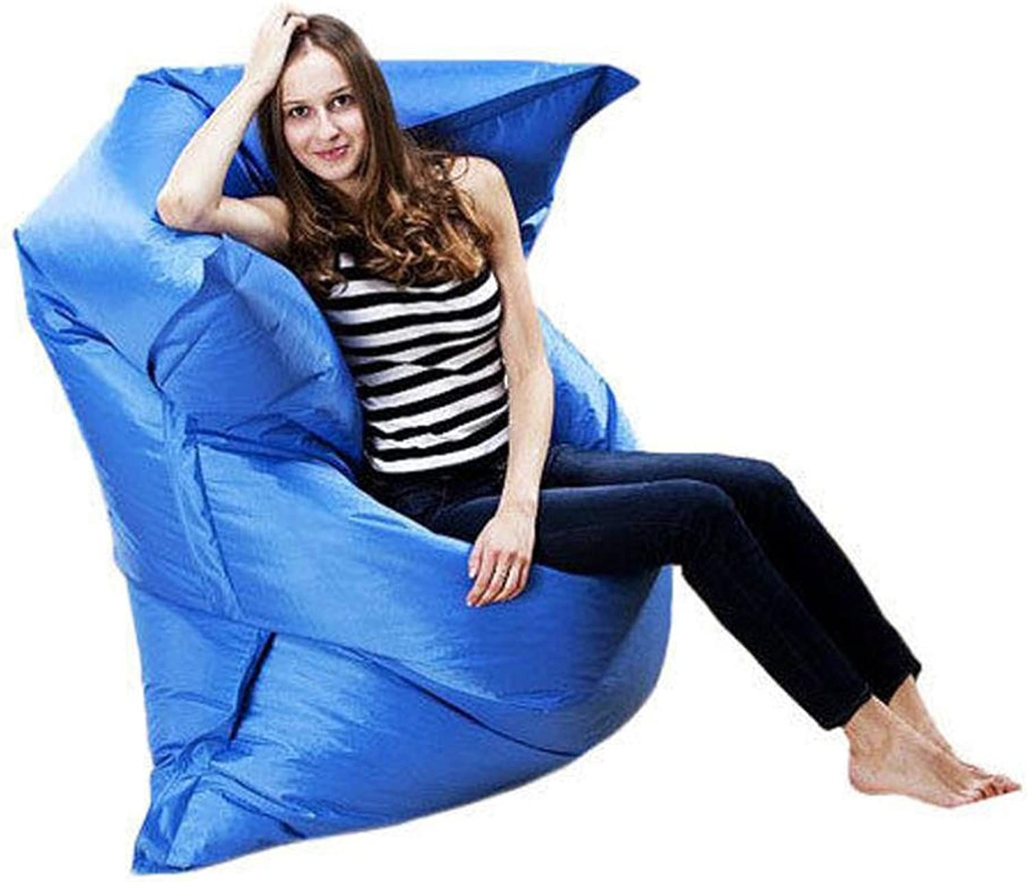 Dreamyth Giant Beanbag Cushion Pillow Indoor Outdoor Relax Gaming Gamer Bean Bag