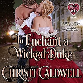 To Enchant a Wicked Duke audiobook cover art