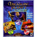 Treasure Planet Collection: Treasure Racer, Etherium Rescue, and Broadside Blast (輸入版)