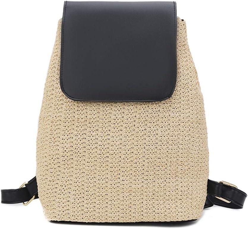 Selling and selling YEZININHAO Fashionable straw New Free Shipping bag Trav summer Backpack ladies