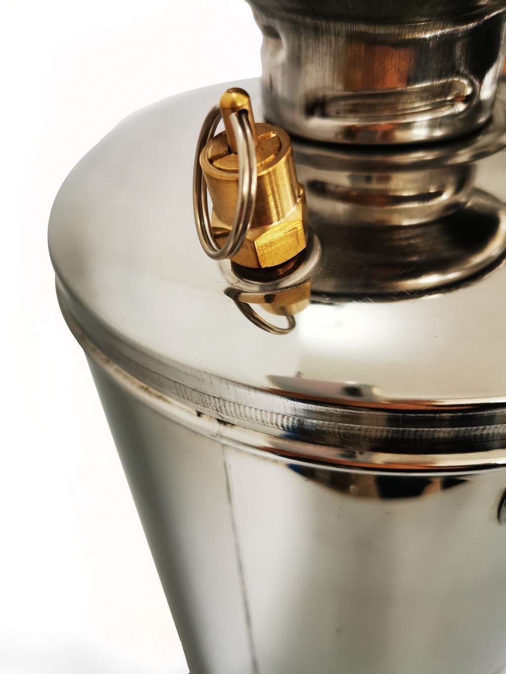 Longray Stainless Steel Hand-Pumped Sprayer (1.5-Gallon)